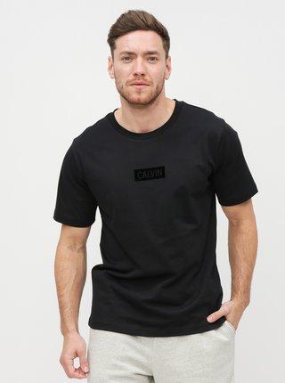036f1b1c3b Černé pánské tričko Calvin Klein Jeans