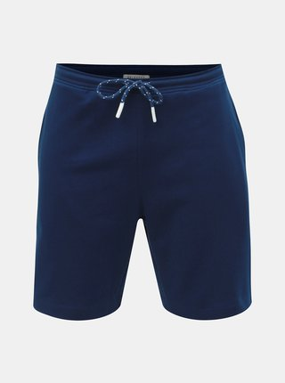 Pantaloni scurti sport albastru inchis Selected Homme Simon