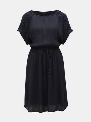 Tmavě modré šaty VERO MODA Monica