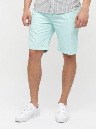 Pantaloni scurti verde deschis chino Dstrezzed