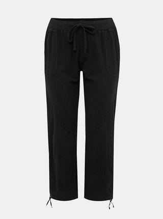 Černé kalhoty Zizzi