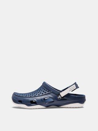 Tmavě modré pánské pantofle Crocs Swiftwater