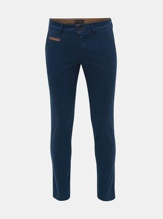 Pantaloni albastri chino SEMPRE Oskar