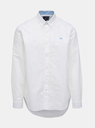 Biela košeľa Raging Bull