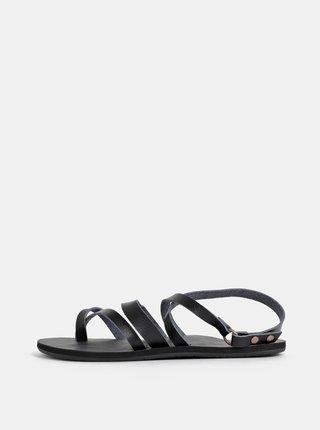 Černé sandály Roxy Rachelle