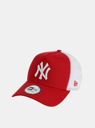 Sapca rosie New Era Adjustable