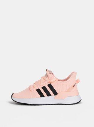 Neonovo oranžové dámske tenisky adidas Originals U_Path