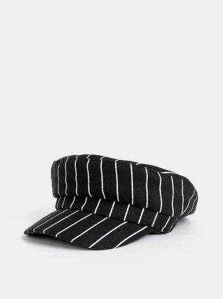 Černá dámská kapitánská čepice Haily´s Marita