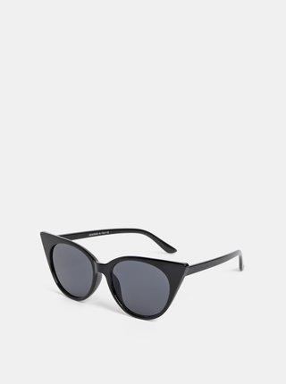 Černé dámské sluneční brýle Haily´s Melissa