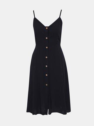 Tmavomodré šaty Haily´s Vicky