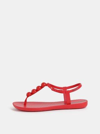 Červené sandály Ipanema Charm