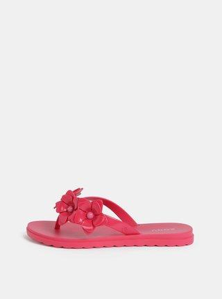 Tmavě růžové žabky Zaxy Fresh Choice