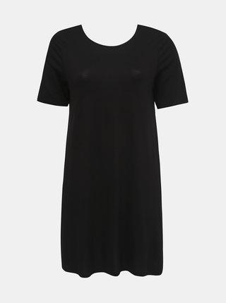 Čierne šaty ONLY CARMAKOMA Bandana