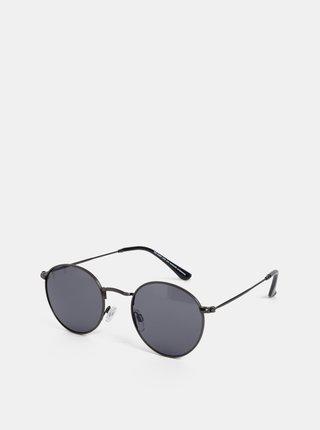Černé sluneční brýle CHPO Liam