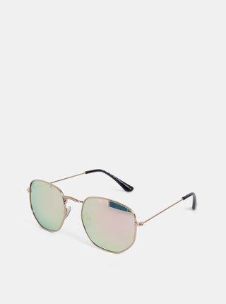 Dámske slnečné okuliare v rúžovozlatej farbe CHPO Ian