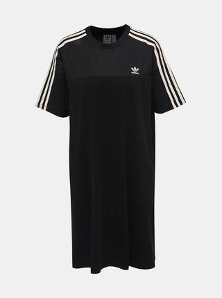 Černé šaty adidas Originals