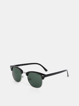 Černé sluneční brýle Haily´s Paula