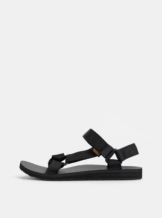 Sandale negre Teva pentru barbati