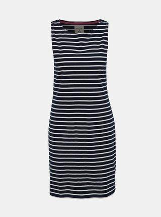 Tmavě modré pruhované šaty Tom Joule Riva