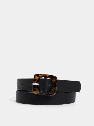Černý pásek Pieces Ema
