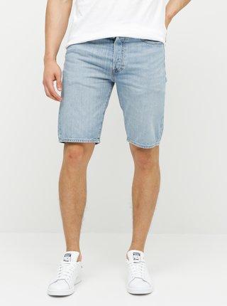 Modré pánské džínové kraťasy Levi's® 501