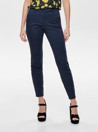 Tmavě modré chino kalhoty ONLY Monaco