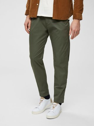Pantaloni kaki chino Selected Homme Luke