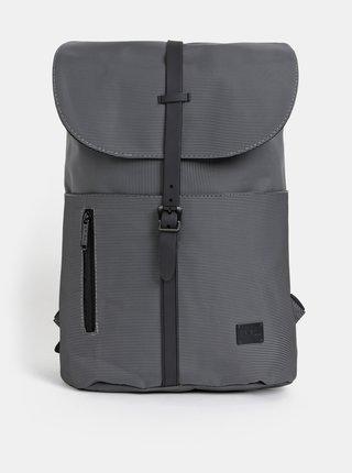 Šedý pruhovaný batoh Spiral Tribeca