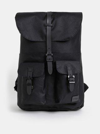 Černý batoh Spiral No Mad