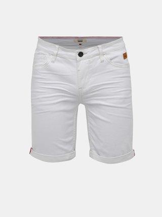 Bílé džínové kraťasy Blend
