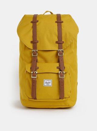 Horčicový batoh Herschel Little America 25 l