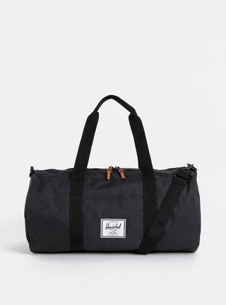 Čierna cestovná taška Herschel Supply Sutton 28 l