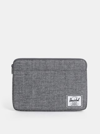 "Šedý žíhaný obal na notebook Herschel Supply 13"" Anchor"