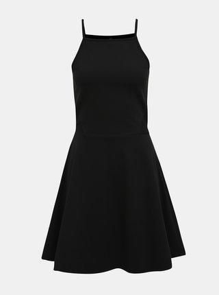 Čierne šaty ONLY Louisa