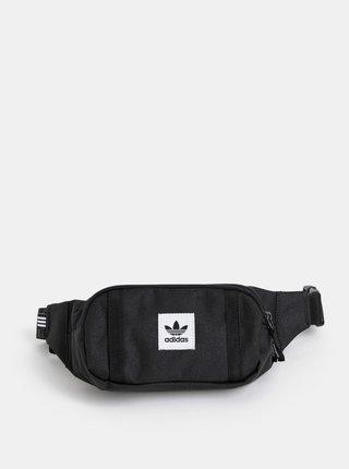 Čierna ľadvinka adidas Originals Prem
