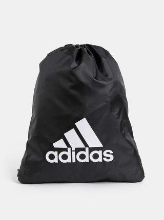 Čierny vak s potlačou adidas Performance Tiro