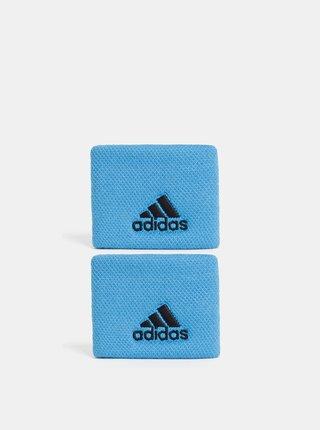 Sada dvoch modrých potítok adidas Performance TENNIS