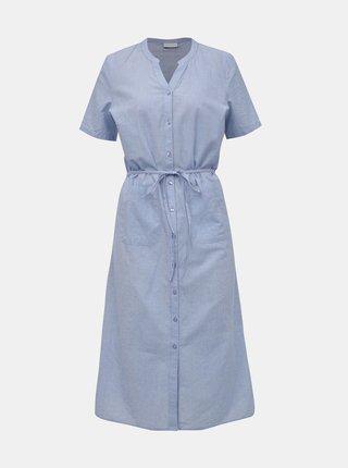 Modré šaty VILA Nelia