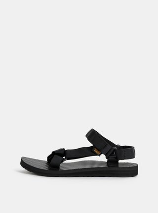 Černé dámské sandály Teva