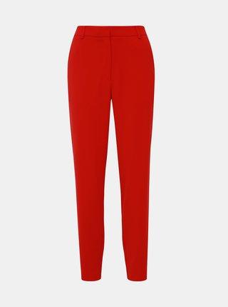 Červené nohavice Selected Femme Carla