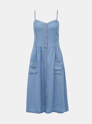 Modré šaty Haily´s Carly