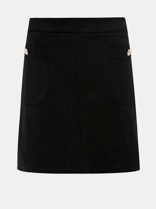 Černá sukně Dorothy Perkins