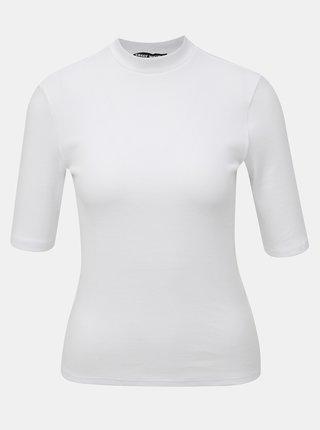 Bílé basic tričko TALLY WEiJL