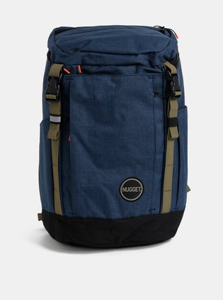 Modrý batoh NUGGET Mesmer 35 l