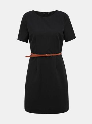 Čierne šaty VERO MODA Pekaya