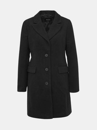 Černý dámský kabát ZOOT