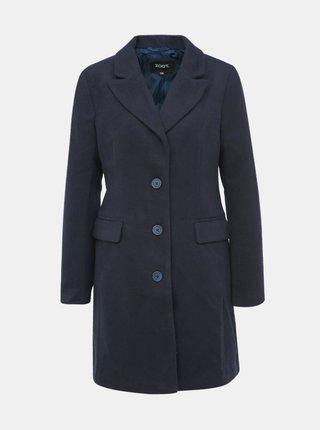 Tmavě modrý dámský kabát ZOOT