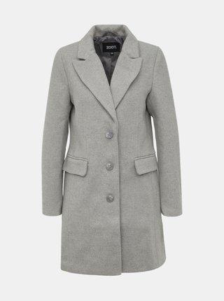 Šedý dámský kabát ZOOT