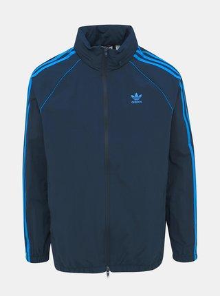 Tmavě modrá pánská bunda adidas Originals