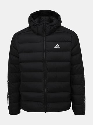 Černá pánská zimní bunda adidas Performance